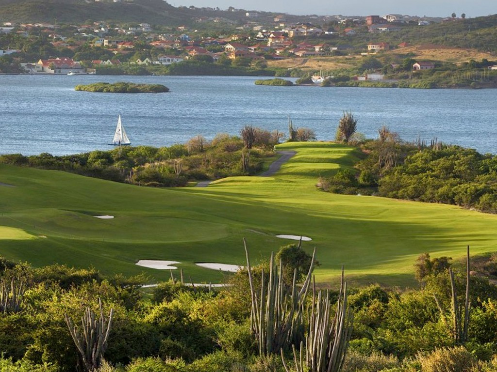 Best caribbean golf course voted by USA Today 2018