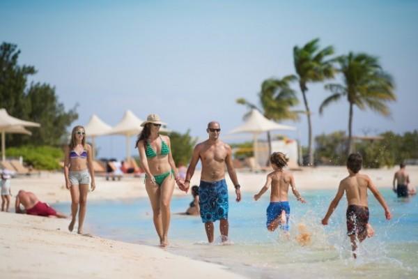 Caribbean resort experience