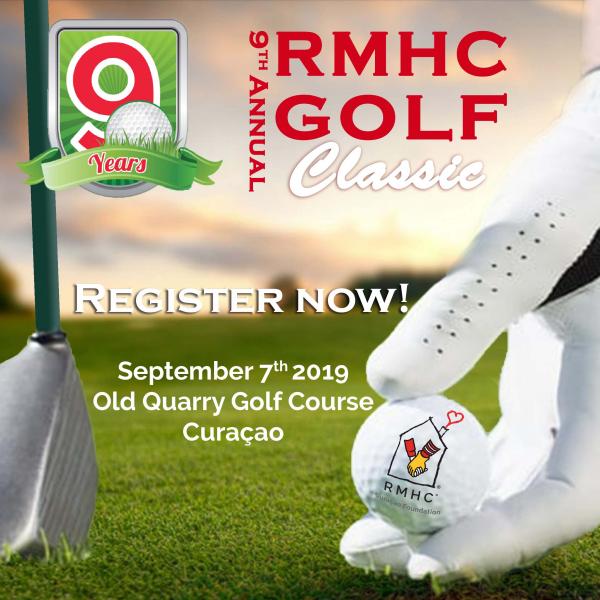 The 9th Annual RMHC Golf Classic 2019